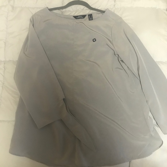 Gray Chase Blouse